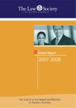 2007/08 Annual Report