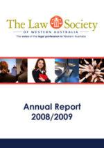 2008/09 Annual Report