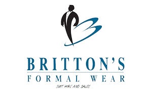 Britton's Formal Wear logo