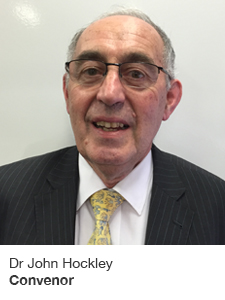 Dr John Hockley