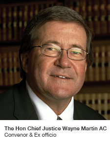The Hon Wayne Martin AC