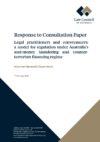 Law Council Australia Report