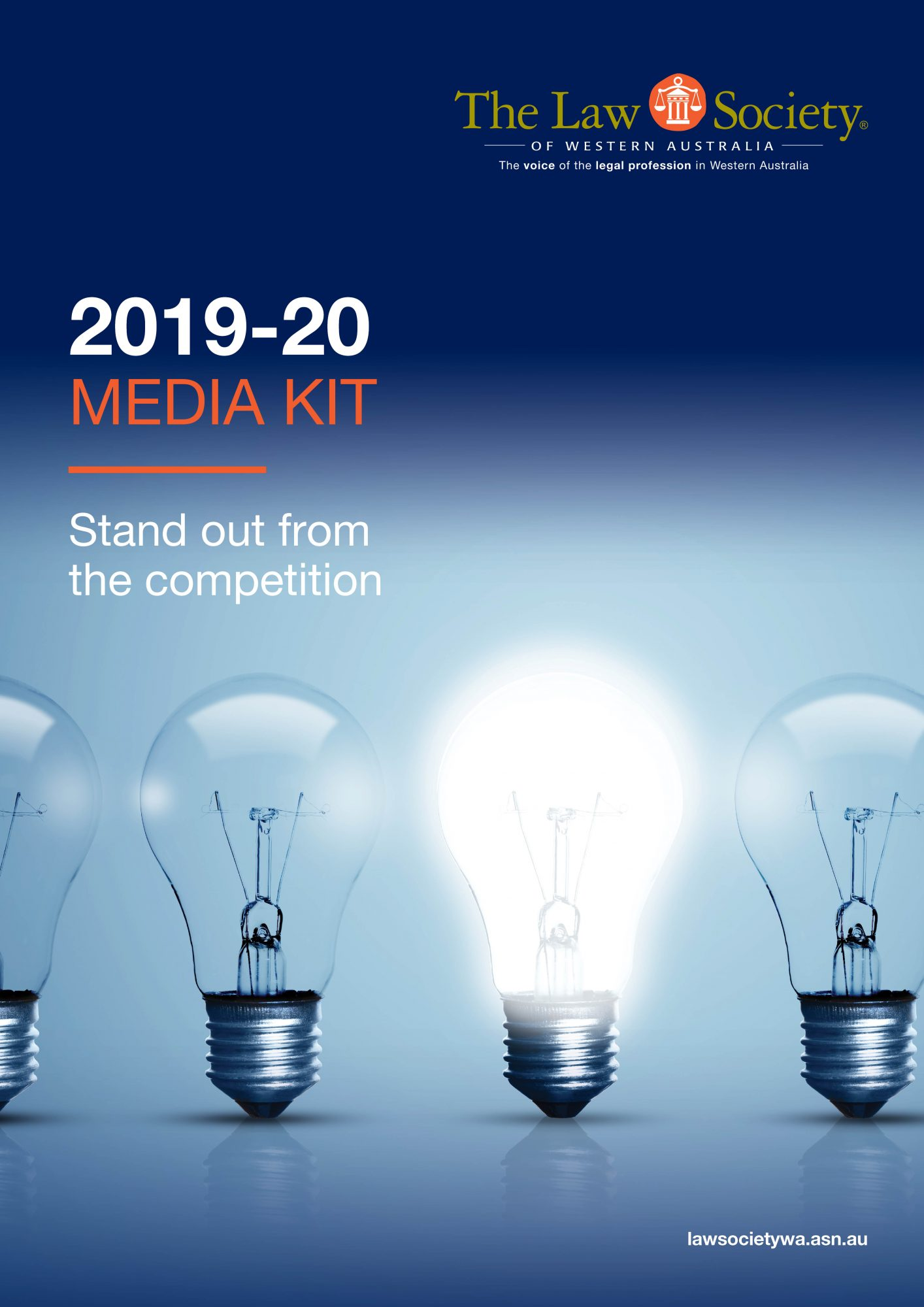 Law Society of WA 2018/19 Media Kit