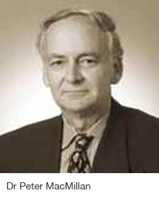 Dr Peter MacMillian