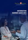 Information Barrier Guidelines