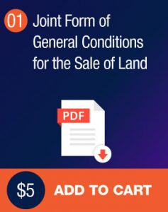 General Conditions of the Sale of Land